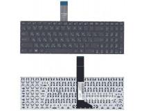 Клавиатура для ноутбука  ASUS X501, X550, X552, X750 series Русская Черный Без подсветки Без фрейма ASUS