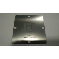 Трафарет 7500 M7\9000-CSP32 0.6mm 80x80