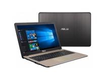 Ноутбук ASUS R540SA-XX022D Black-Brown Черный - Серый DOS CD/DVD : CD/DVD-RW 1 ТБ Intel HD Graphics