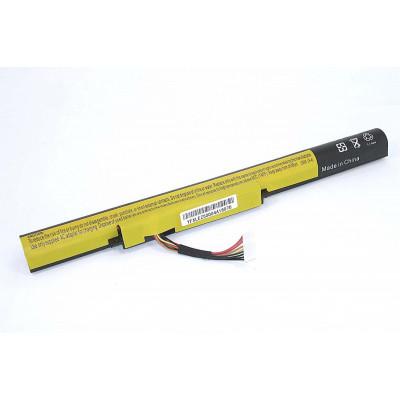 Батарея для ноутбука Lenovo Z400, Z410, Z500, Z510, P400, P500 serie 3200mAh 14.4V-14.8V Чёрный