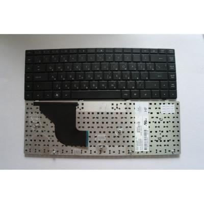 Клавиатура для ноутбука  HP Compaq 320, 325, 420, 425 (620, 621, 625, CQ620, CQ621, CQ625 Series) Русская Черный Без подсветки С фреймом HP