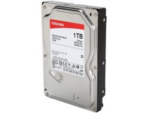 Жесткий диск Toshiba HDWD110UZSVA (P300) Toshiba 3.5' 1 ТБ 7200 об/мин 64 МБ SATA III HDD