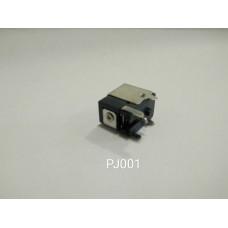 Разъем питания PJ001 (5.5x2.5)