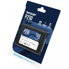 Жесткий диск Patriot P210S128G25 2.5' 128 ГБ 500/560мб/с TLC 3D SATA III SSD