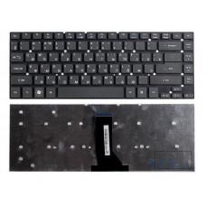 Клавиатура для ноутбука  ACER KB.I140A.284 (AS: 3830, 4830, TM: 3830, 4755, 4830) Русская Черный Без