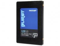 Жесткий диск Patriot PBU120GS25SSDR Patriot 2.5' 120 ГБ 500/560мб/с TLC 3D SATA III SSD