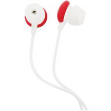 Наушники  Gembird MHP-EP-001-R Gembird  вкладыши (earphones) Проводные 50 - 18 000 гц 32 Ом