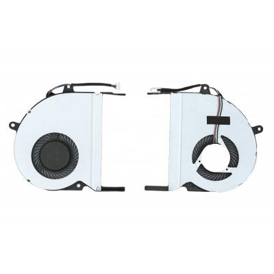 Кулер для ноутбука ASUS X401, X401A, Vivobook F401A 4-pin (13GN3O1AM010-1)