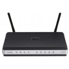 Маршрутизатор/роутер D-Link DIR-615 D-Link Ethernet 4 порта 802.11 b/g/n  300mbps 2