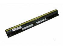 Батарея для ноутбука Lenovo G400S 2200mAh (G400S G405S G410S G500S G505S G510S) 2200mAh 14.4V-14.8V Чёрный