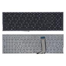 Клавиатура для ноутбука  ASUS X756, P756, A556UQ, K556UJ, K556UV, F556 Русская Черный Без подсветки Без фрейма ASUS