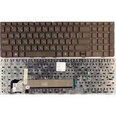 Клавиатура для ноутбука  HP 683491 (ProBook 4540s, 4545s, 4740s) Русская Черный Без подсветки Без фр