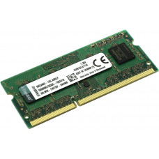 Модуль памяти  Kingston KVR16LS11/4 (12*) Kingston SO-DIMM DDR3L 4 ГБ 1600 МГц Для ноутбука 1