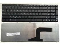 Клавиатура для ноутбука  ASUS (N53) A52, K52, X52, K53 (G51, G53, G60, G72, G73, K53, K54, K72, N50, N60) Русская Черный