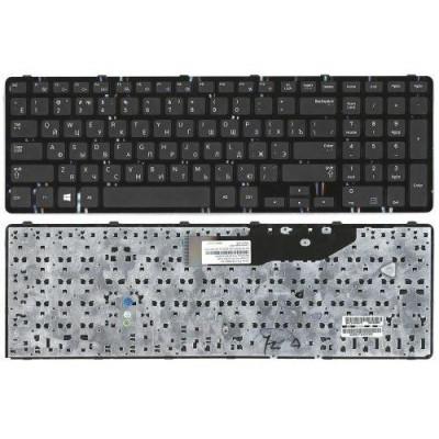 Клавиатура для ноутбука  Samsung NP350E7C, NP550P7C Русская Черный Без подсветки С фреймом Samsung