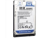 Жесткий диск Western Digital WD3200BPVT Ref. Western Digital 2.5 320 ГБ 5400 об/мин 8 МБ SATA III H
