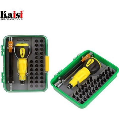 Набор отверток для ремонта ноутбука Kaisi 34 in 1 Screwdriver Set (K-9035)