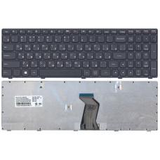 Клавиатура для ноутбука  Lenovo G500, G505, G510, G700 Русская Черный Без подсветки С фреймом Lenovo