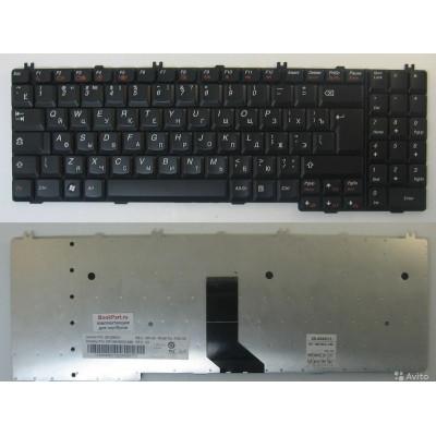 Клавиатура для ноутбука  Lenovo G550, G555, B550, B560 Русская Черный