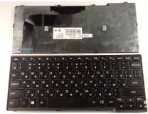 Клавиатура для ноутбука  Lenovo S210T (S210T RU) Русская Черный Без подсветки С фреймом Lenovo