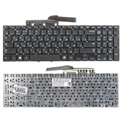 Клавиатура для ноутбука  Samsung NP300E5V, NP350, NP355 Русская Черный Без подсветки Без фрейма Samsung