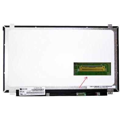 Матрица для ноутбука BOE NV156FHM-N42 IPS BOE 15.6' 1920x1080 LED 30pin eDP внизу справа SLIM Вертик