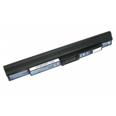 Батарея для ноутбука ACER Aspire one 751, 531h, ZA3, ZG8 (UM09A31) 2200mAh 11.1V Чёрный