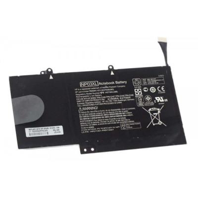 Батарея HP NP03XL (Envy x360 15-W000, 15-W100, 13-A000, 13-A100) HP 4300mAh 11.4V Чёрный