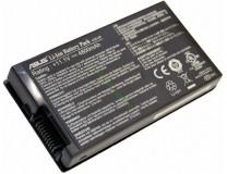 Батарея для ноутбука ASUS A32-F80 (A8, F8, F50, X60, X61, N80, N81, F80, F81) 4400mAh  11.1V Чёрный
