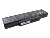 Батарея для ноутбука ASUS A32-K72 (A72, K72, K73, N71, N73, X77) 4400mAh  10.8V-11.1V Чёрный