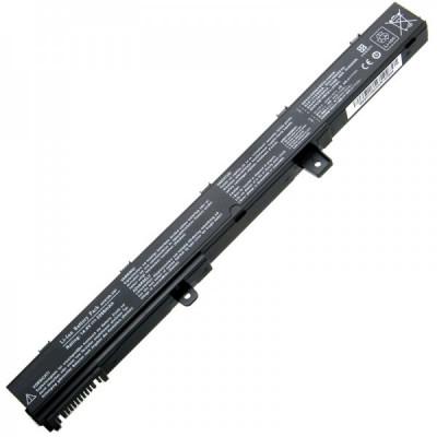 Батарея для ноутбука ASUS X451CA, X551CA, P551CA, R512CA, F451c (A41N1308 ) 2200mAh 14.4V-14.8V Чёрный
