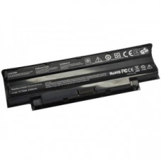 Батарея для ноутбука Dell N3010, N5010, N4010, N7010, J1KND (Inspiron 13R, 14R, 15R, 17R, Vostro 1440, 3555) 5200mAh 10.8V-11.1V Чёрный