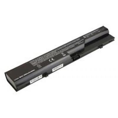Батарея для ноутбука HP 4320s, 4321s, 4325s, 4326s, 4420s (Compaq: 320, 321, 325, 326, 420, 421, 620, 621) HP 5200mAh 10.8 V Чёрный