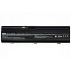 Батарея для ноутбука HP DV2000 (Pavilion dv2000, dv2100, dv2200, dv2300, dv2400) 5200mAh 10.8 V Чёрный