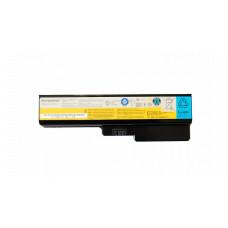 Батарея для ноутбука Lenovo B460, B550, G430, G450, G530, G550, G555 Lenovo 5200mAh 11.1V Чёрный