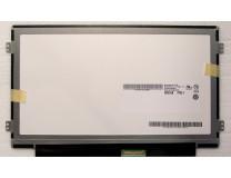 Матрица для ноутбука AU Optronics B101AW06 V1 AU Optronics 10.1' 1024x600 LED 40 pin внизу справа SLIM Горизонтальные ушки Глянцевая