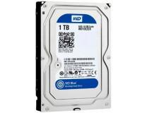 Жесткий диск Western Digital WD10EZEX Western Digital 3.5' 1 ТБ 7200 об/мин 64 МБ SATA III HDD