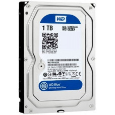 Жесткий диск Western Digital WD10EZEX Western Digital 3.5 1 ТБ 7200 об/мин 64 МБ SATA III HDD