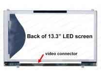 Матрица для ноутбука Samsung LTN133AT23 (Б/У) Samsung 13.3 1366x768 LED 40 pin внизу слева SLIM Вер