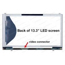 Матрица для ноутбука Samsung LTN133AT23 (Б/У) Samsung 13.3' 1366x768 LED 40 pin внизу слева SLIM Вер