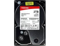 Жесткий диск Toshiba HDWD120UZSVA Toshiba 3.5