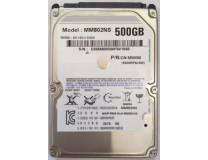 Жесткий диск UTANIA MM802NS  UTANIA 2.5 500 ГБ 5400 об/мин 8 МБ SATA II HDD