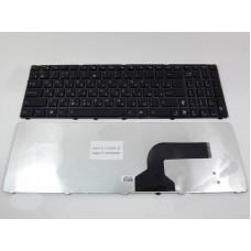 Клавиатура для ноутбука  ASUS A52, K52, X54, N53, N61, N73, N90, P53,  (04GNV32KRU00) Русская Черный