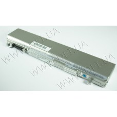 Батарея Toshiba PA3612.. (Portege: A600, R500, R600) Toshiba 4400mAh  10.8 V серебристый