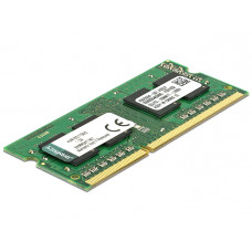 Модуль памяти  Kingston KVR16S11S6/2 Kingston SODIMM DDR3 2 ГБ 1600 МГц Для ноутбука 1