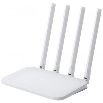Маршрутизатор/роутер Xiaomi Mi WiFi router 4C XIAOMI Ethernet 2 порта 802.11 b/g/n  300mbps 4