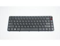 Клавиатура для ноутбука  HP 240 G2, 245 G2 (749036) Русская Черный Без подсветки С фреймом HP