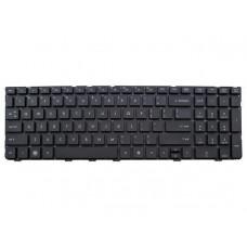 Клавиатура для ноутбука  HP 646300 (ProBook 4530s, 4535s, 4730s) Русская Черный Без подсветки Без фр