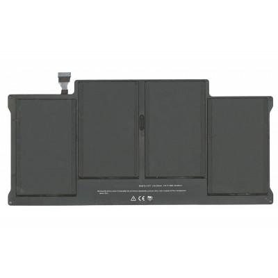 Батарея для ноутбука Apple MacBook Air 13 A1369, A1377 (А1405, А1466 для Late 2010) 55Wh 7.3V Чёрный