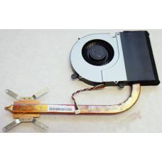 Кулер для ноутбука Lenovo Cистема охлаждения  G700 (90203068) Lenovo